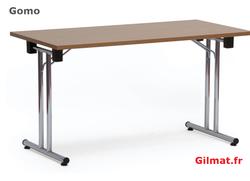 Table pliante et empilable GOMO