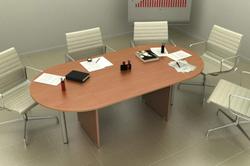 Table de réunion pour 6 personnes PRESTOS