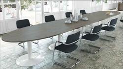 TABLE PIED TULIPE gamme tables de réunion REFPT