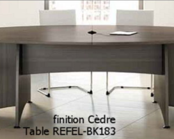 Table de réunion REFEL-BK183