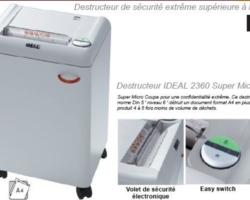 IDEAL 2360 SMC 1.049,00 € HT