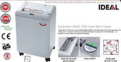 IDEAL 2360 SMC 1.049,00 € HT
