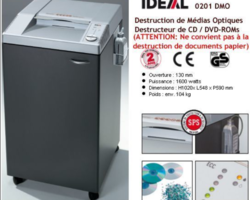 IDEAL 0201 DMO 3.890,00 € HT