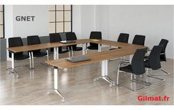 Table de réunion GNET pliante